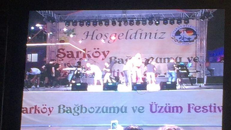 Şarköy'de Ferhat Göçer rüzgarı esti!