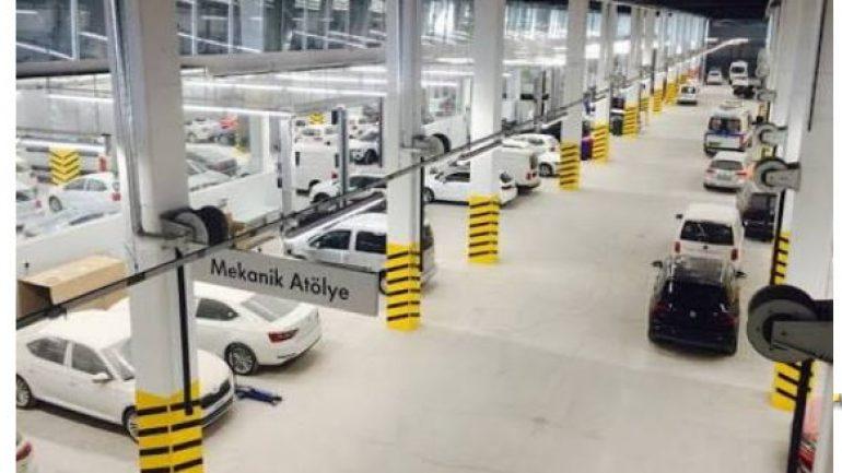 4 yaş ve üstü VW'ye yaşının 3 katı servis indirimi Avek'te!..