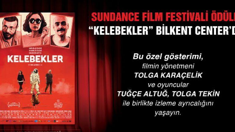 Ödüllü filme özel gösterim Bilkent Center'da