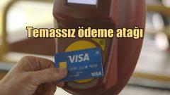 Visa temassız ödemeyi yaygınlaştırıyor
