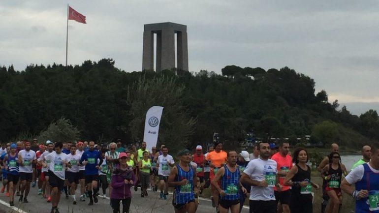 Avek Otomotiv bu yıl da Turkcell Gelibolu Maratonu'nda