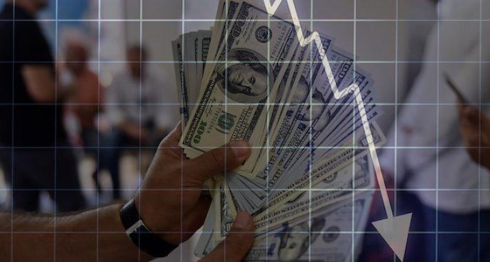 Dolarda büyük düşüş: Erimeye devam ediyor