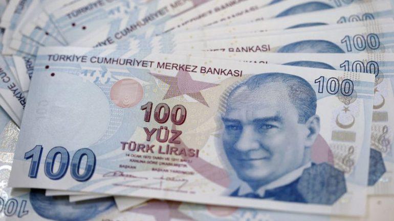 Hazine 3.2 milyar TL'lik kira sertifikası ihraç etti