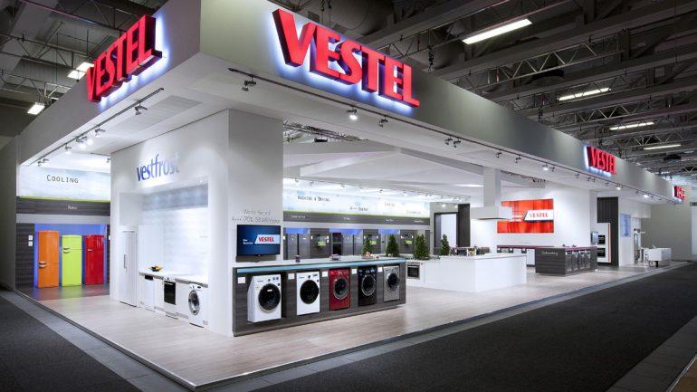 Vestel teknolojisine gururlandıran ödül