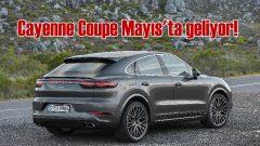 Porsche'nin yeni SUV'u: Cayenne Coupe