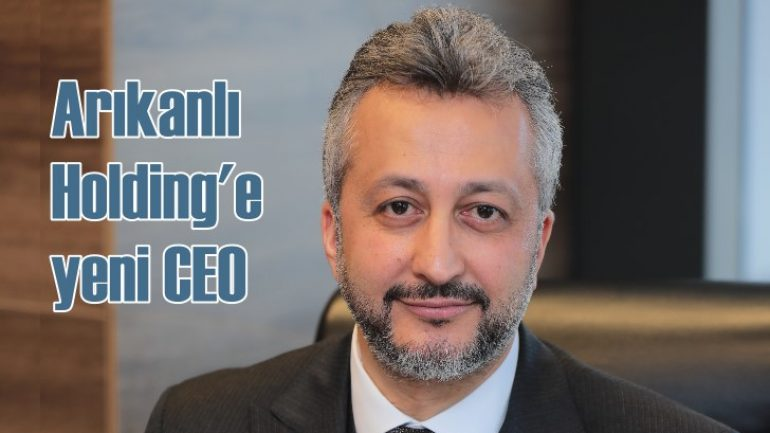 Arıkanlı Holding'in CEO'su Hakan Subaşı oldu