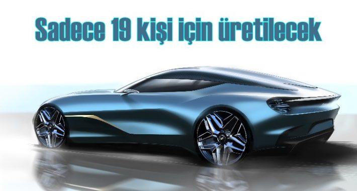 Aston Martin ile Zagato işbirliğiyle iki yeni model üretilecek