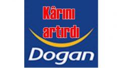 Doğan Holding ilk çeyrekte kârını yüzde 41 artırdı