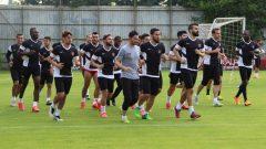 Gaziantepspor'da 4 oyuncu ile yollar ayrıldı