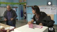 İtalya da Halk Kısmi Yerel Seçimler İçin Sandık Başında