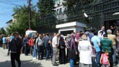Kosova da Türkler 7 Haziran Seçimi İçin Oy Kullandı