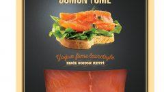 Gurme lezzet arayanlara Somon Füme