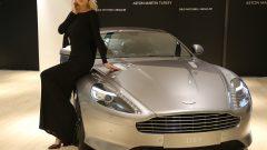 Bond'un Aston Martin'i açık artırmaya çıkıyor!