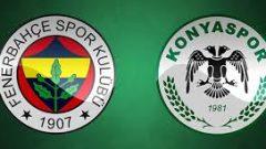Fener, Konya'yı tek golle geçti