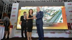 Osmaniye Belediyesi'ne ödül