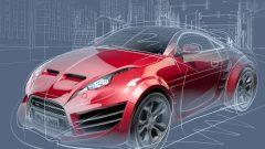 Hayalinizdeki otomobili tasarlamak için fırsat!