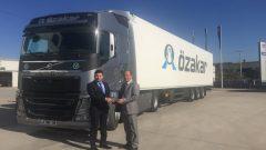 Bir firma daha Volvo Trucks'ı seçti