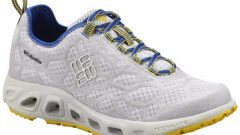 Columbia'dan renk değiştiren tabanlı ayakkabı!