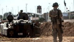 IŞİD'le Türk askeri arasında çatışma
