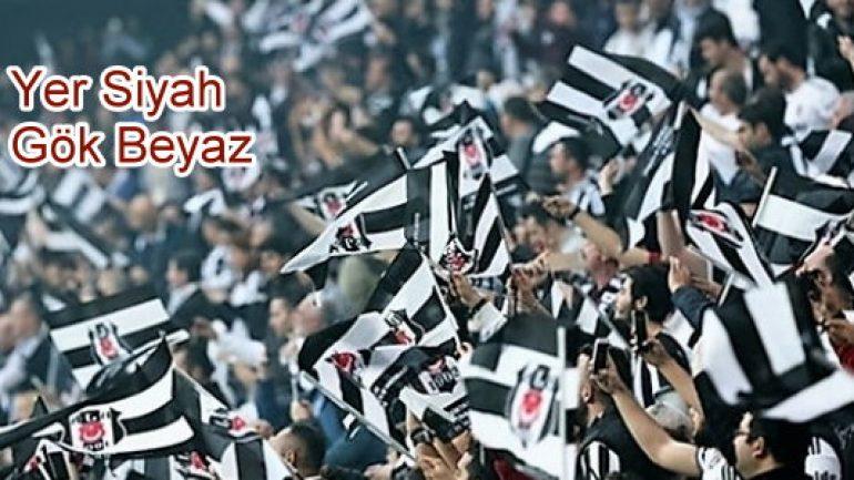 Yer siyah, gök beyaz Şampiyon Beşiktaş!