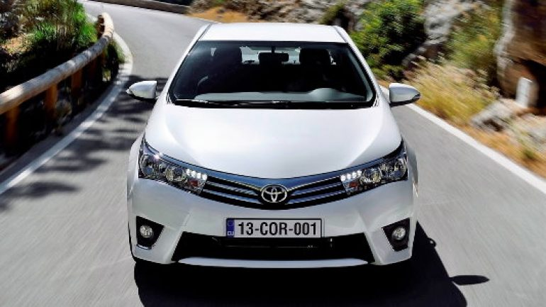 Toyota'da 6 bin TL indirim, 6 ay taksit erteleme!