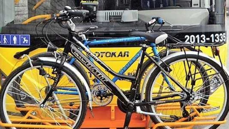 İETT'den bisiklet aparatlı otobüsler!