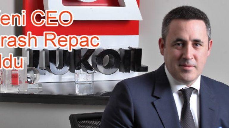 Lukoil Türkiye'nin yeni CEO'su Arash Repac oldu
