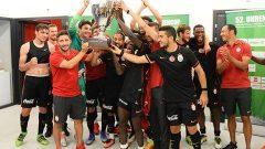 Uhren Cup Galatasaray'ın