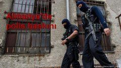 Almanya'da camiye polis baskını