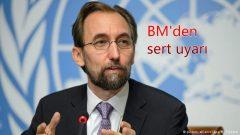 BM idam için uyardı