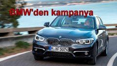 BMW'den kampanya