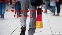 Almanlar ekonomiden memnun