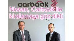 Nissan, Carbook ile kiralamaya göz dikti