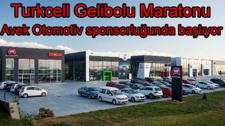 Turkcell Gelibolu Maratonu Avek sponsorluğunda başlıyor