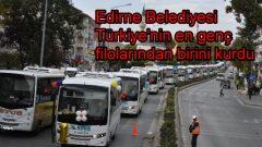 Türkiye'nin en genç filosuna sahip oldu