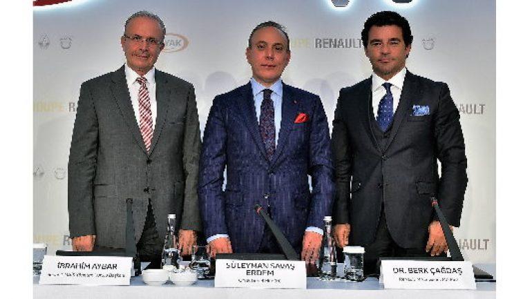 Renault'nun yeni Genel Müdürü Berk Çağdaş oldu