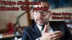 Almanya'dan Türkiye düşmanlarına iltica jesti!