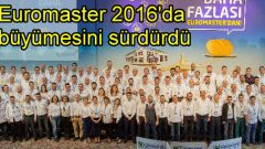 Euromaster'dan 2016'da 11 yeni franchise