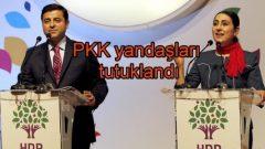 PKK yandaşları tutuklandı