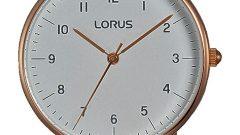 Lorus'tan çiftlere özel saat