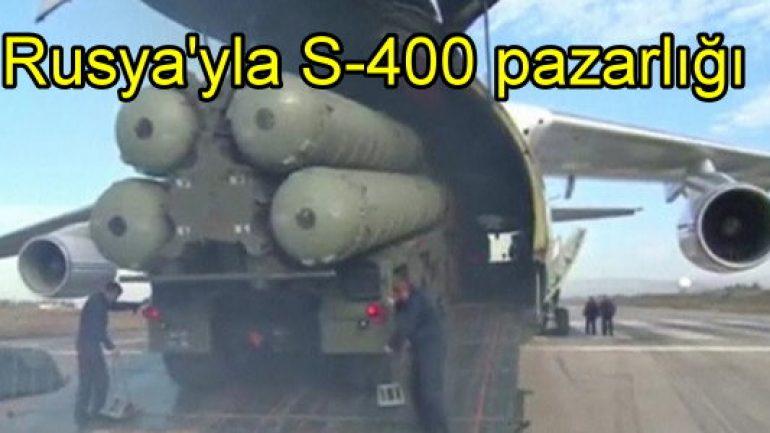 Türkiye S-400 alacak!
