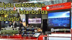 Uydu sektörünün devleri İstanbul'da buluştu!
