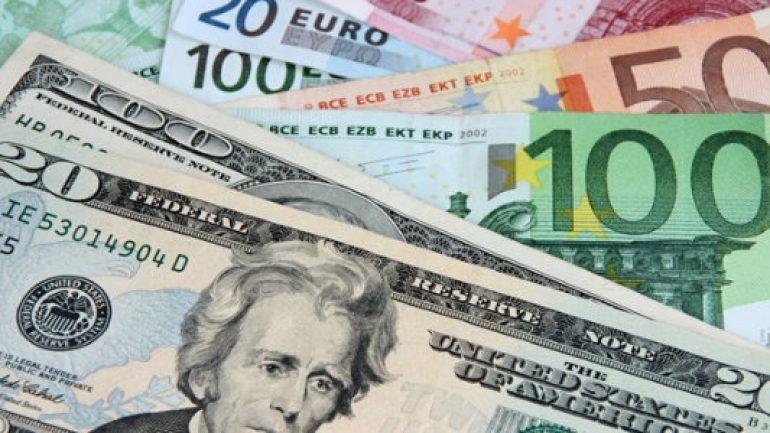 Dolar/Euro farkı 4 Cent'e düştü!