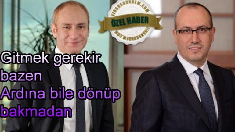 Garanti Bankası'nda yönetim değişikliği!