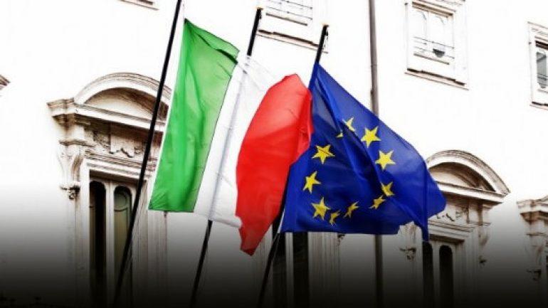 İtalya çıkarsa AB dağılır!