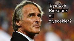 Bye bye Riekerink!