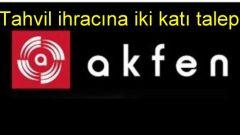 Akfen'in tahvil ihracına iki katı talep geldi