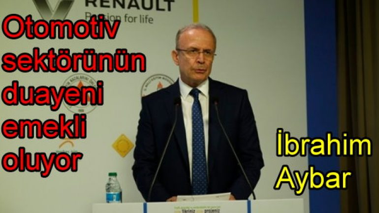 İbrahim Aybar emekli oluyor!