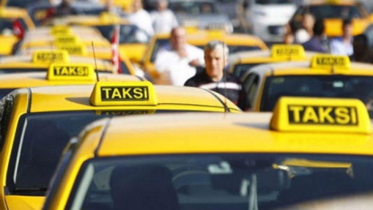 'Fırsatçı taksileri ihbar edin'