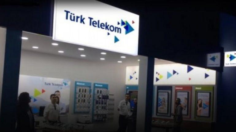 Türk Telekom'un iştirakine izin çıktı